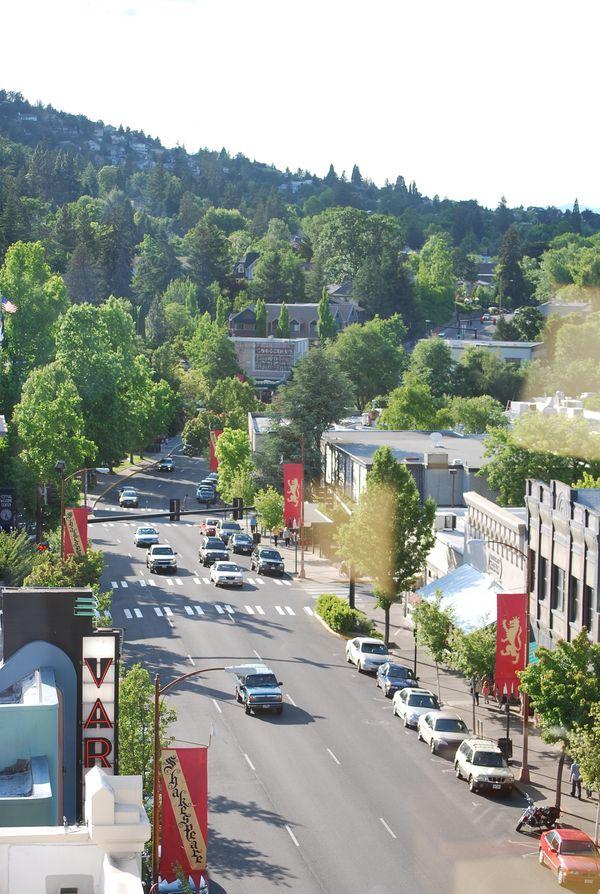 Chasing Clean Air: Clean Air Ashland, Oregon