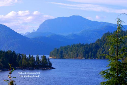 The Sunshine Coast chasingcleanair.com