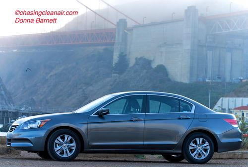Chasing Clean Air 2011 Honda Accord Special Edition Review
