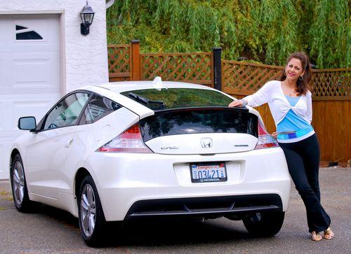 All-New 2011 Honda CRZ