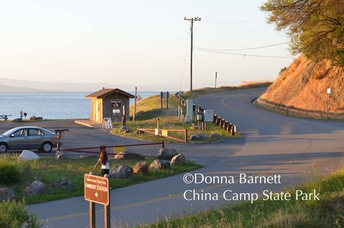 China Camp State Park Road