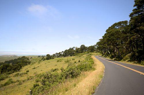 Pt. Reyes Road