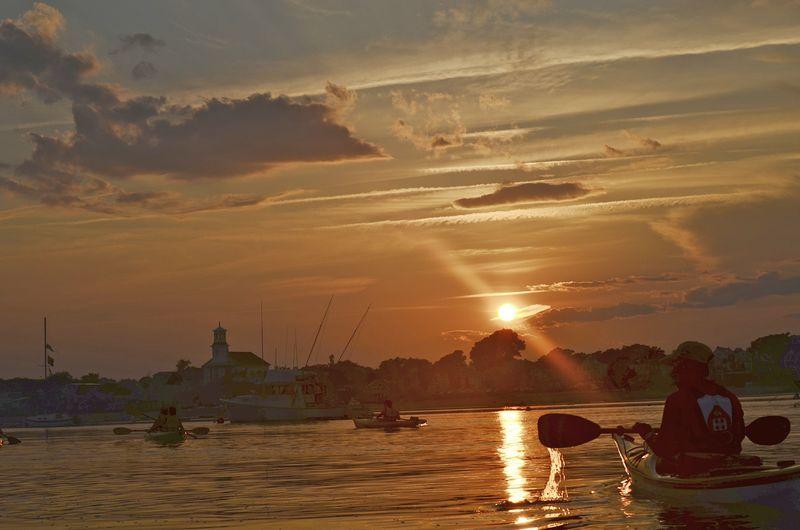 Kayak Provincetown, Venture Athletics Kayak