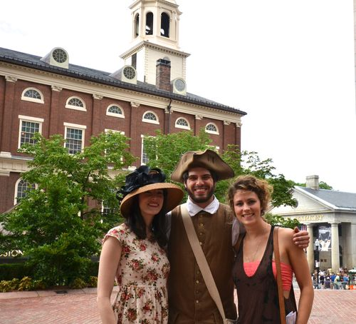 Boston's Freedom Trail (1 of 1)