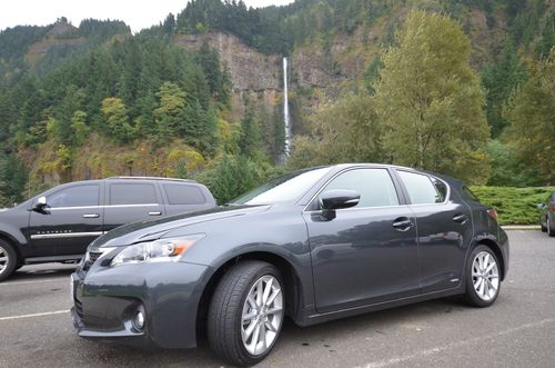 Lexus Hybrid CT200, Oregon (5 of 5)