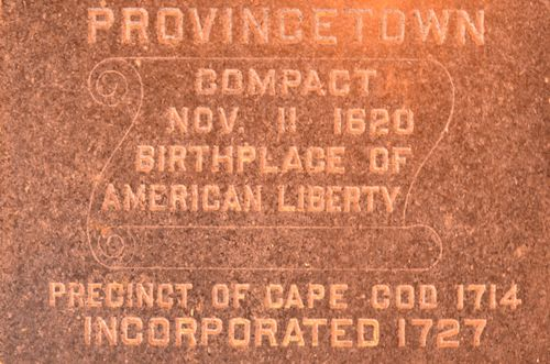 Provincetown Cape Cod Mayflower
