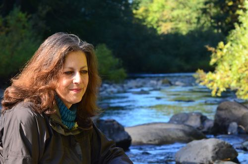 Donna at Eagle Creek, Columbia Gorge (10 of 10)