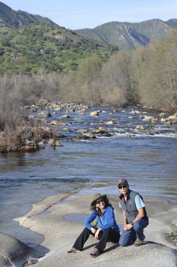 Chasing Clean Air Three Rivers California Gateway To