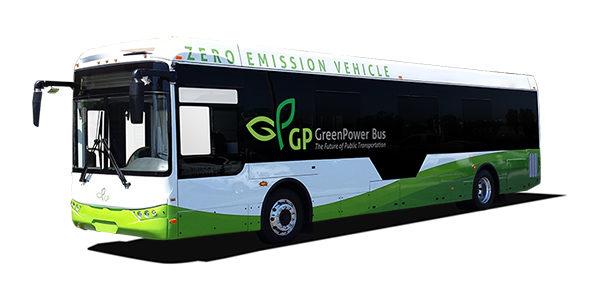 GPB - EV350 Three-Quarter View
