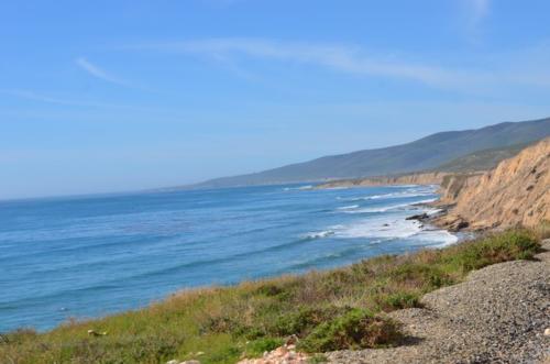 Spectacular California Coast - Azure Waters
