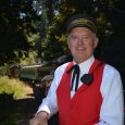 Glen Ford conductor on Skunk Train