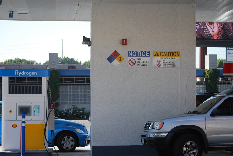 Chasing Clean Air: Shell & California's First Retail Hydrogen Gas